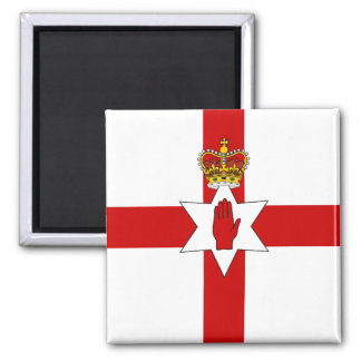 Ulster Banner Northern Ireland Flag Magnet