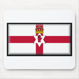 Ulster Flag Mousepads