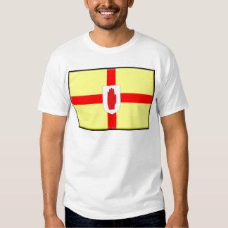 Ulster Flag Tee Shirt