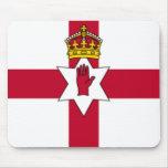 Ulster (Irlanda del Norte) Mousepad Alfombrillas De Raton