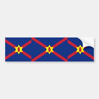 Ulster Nation, Iraq Bumper Sticker