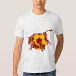 Ulta hot Spanish Running of the bulls soccer gifts Shirt
