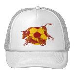 Ulta hot Spanish Running of the bulls soccer spain Trucker Hat
