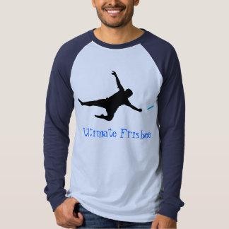 Última camiseta del disco volador camisas