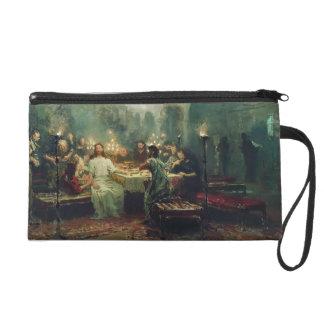 Última cena de Ilya Repin-