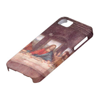 Última cena de Leonardo da Vinci, arte renacentist iPhone 5 Protectores