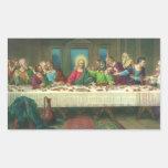 Última cena del vintage con Jesucristo y los Rectangular Altavoces