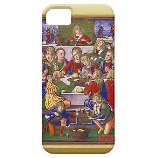 Última cena, Jesús y sus discípulos iPhone 5 Carcasa