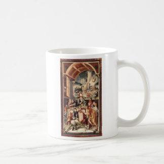 Última cena taza de café