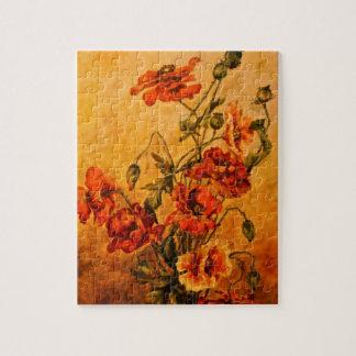 Última pintura al óleo viva 1890 del Victorian de  Puzzle