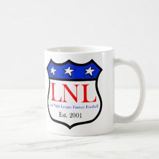 Última taza de la liga de Nite