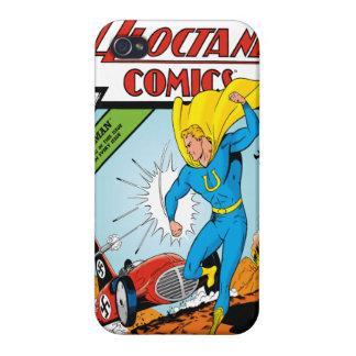 Ultiman Hi-Octane Comics #21 Iphone Case