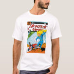 Ultiman Hi-Octane Comics #21 Men's L Cotton Tee