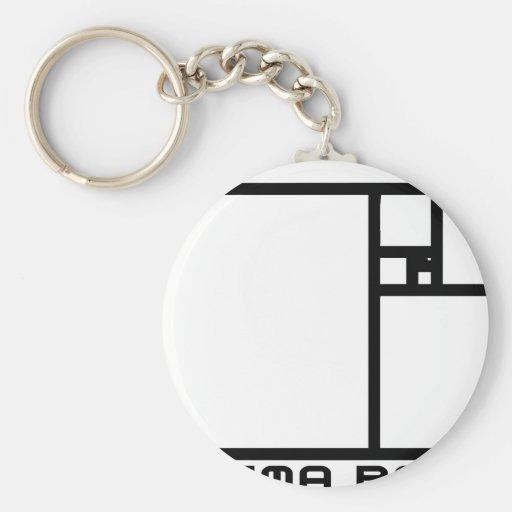 ultimaratio keychains