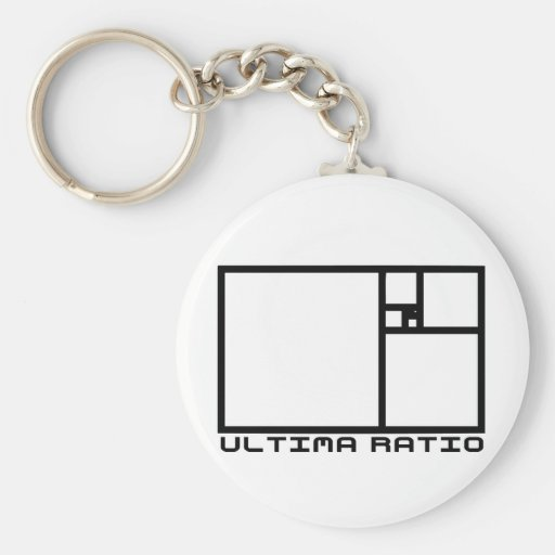 ultimaratio key chain