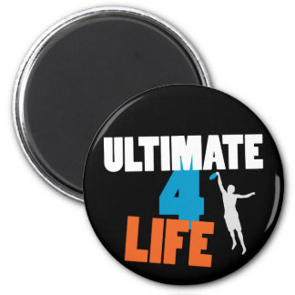 Ultimate 4 Life (dark) Magnet
