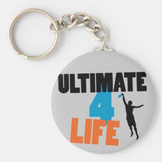 Ultimate 4 Life (light) Keychain