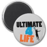 Ultimate 4 Life (light) Magnet