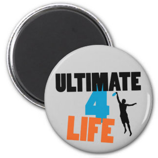 Ultimate 4 Life (light) Magnet