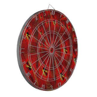 Ultimate Abstract Dart Board