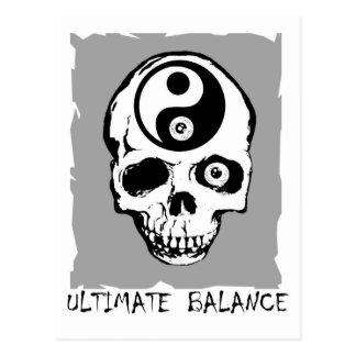 Ultimate Balance Postcard