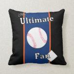 Ultimate Baseball Fan Dutch Royal Pillows
