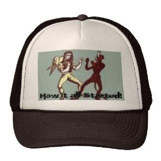 Ultimate Battle Good -vs- Evil Hat