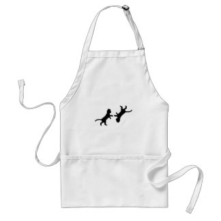 Ultimate Cat Fight - Meow Apron