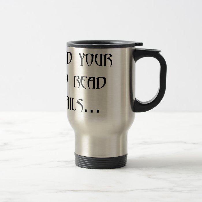 Ultimate Commuter Travel Mug