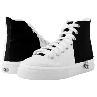 Ultimate Contrast III Hi-Top Kicks Printed Shoes