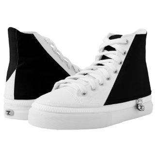 Ultimate Contrast IV Hi-Top Kicks Printed Shoes