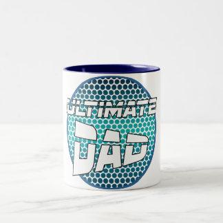 Ultimate Dad Two-Tone Coffee Mug
