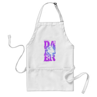 Ultimate Dancer Graphic Adult Apron