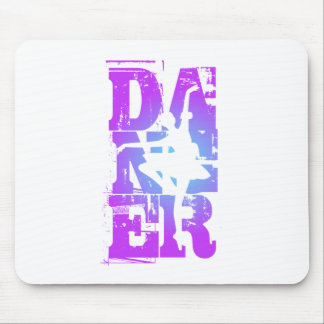 Ultimate Dancer Graphic Mouse Pad