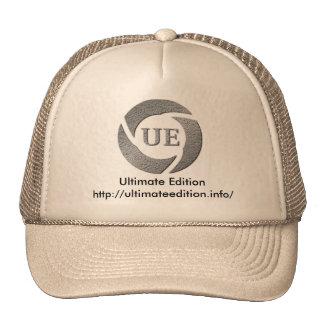 Ultimate Edition Ballcap grey Trucker Hat