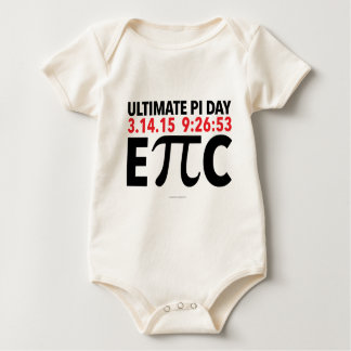 Ultimate EPIC Pi Day 2015 Baby Creeper