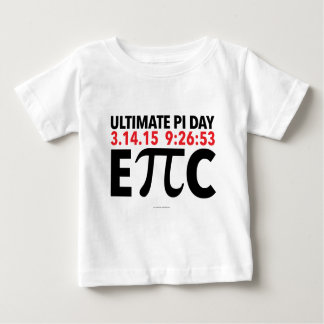 Ultimate EPIC Pi Day 2015 Tee Shirt