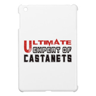 Ultimate Expert Of Castanets. Case For The iPad Mini