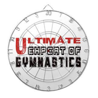 Ultimate Expert Of Gymnastics Dart Board