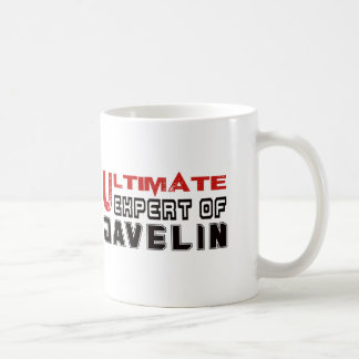 Ultimate Expert Of Javelin. Coffee Mug
