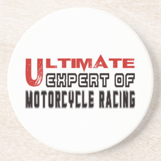Ultimate Expert Of Motorcycle Racing. Coaster
