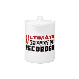 Ultimate Expert Of Recorder.