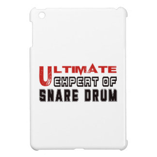 Ultimate Expert Of Snare Drum. Case For The iPad Mini