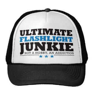 Ultimate Flashlight Junkie - Blue Trucker Hat