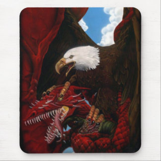 Ultimate Foes Mouse Pad