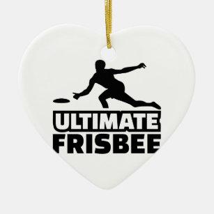00cc3240e866d Ultimate Frisbee Sports Ornaments & Keepsake Ornaments | Zazzle