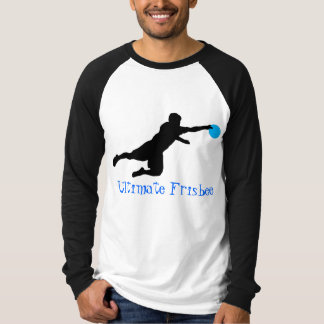 Ultimate Frisbee (Dive) (light) T Shirt