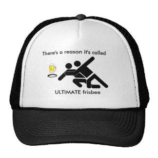 ULTIMATE frisbee hat