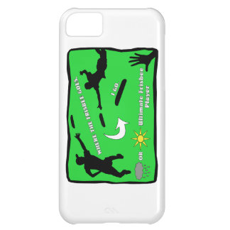 Ultimate Frisbee Rain or Shine Cover For iPhone 5C