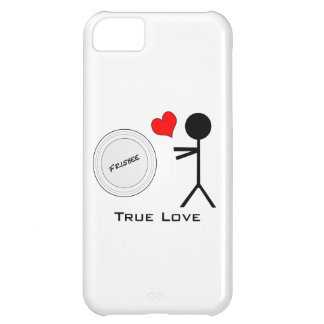 Ultimate Frisbee True Love Cover For iPhone 5C